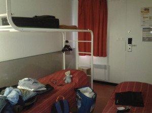 1 La chambre