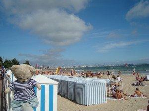19 la plage